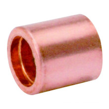 J9018 Casquillo de cobre exuberante FTGXC, racor de tubería de cobre, UPC, NSF SABS, WRAS aprobado