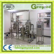 Máquina de extracción de aceite esencial de acero inoxidable profesional