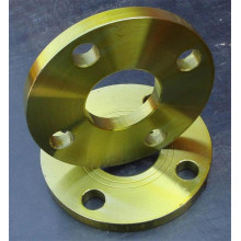DN32 Forging Galvanized Steel Pipe Flange