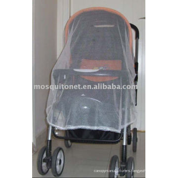 Baby carriage mosquito net