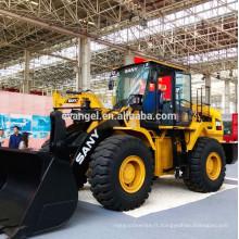 SANY 5T SYL956H5 chargeur sur pneus DCEC 3m3 seau