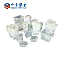 molde de inyección de plástico popular china molde de inyección de plástico molde de inyección de plástico molde redondo del envase