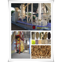 Wood pellet machine production line with low price of high quality