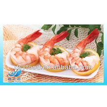 Cooked whole prawn/shrimp