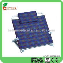 Revêtement en poudre en acier enduit de lit d'hôpital