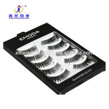 Customer's Logo!Fashionable Cosmetic Box False Eyelash Packaging Box