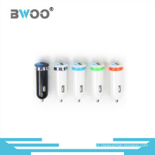 Bwoo Car Charger USB Charger Factory Mini Colorful