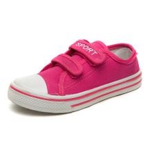 Kinder Injektion Leinwand Schuhe
