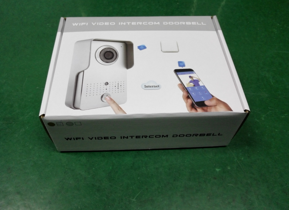 PIR Smart Doorbell package