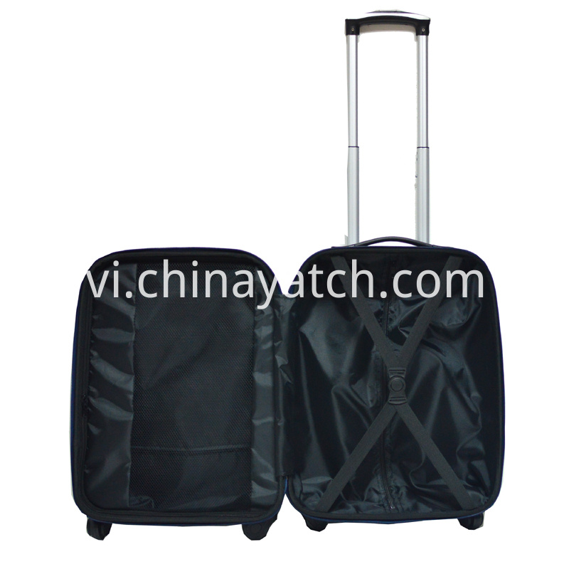 EVA& ABS Trolley Luggage