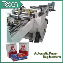 Máquina de alta velocidade do saco do cimento com sistema de retificação do desvio de Auomatic (ZT9802S & HD4916BD)