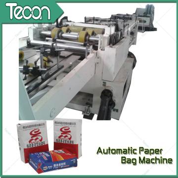 Machine à sac à ciment à grande vitesse avec système de redressement par déviation automatique (ZT9802S et HD4916BD)