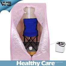 Salle de générateur thérapeutique de sauna de vapeur de perte de poids portative extérieure