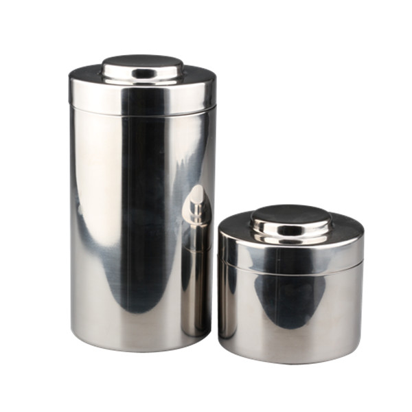Airtight Food Storage Containers Stainless Steel Beautiful