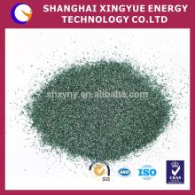 Prix de la poudre de carbure de silicium noir de la pureté 98% de F80-1000