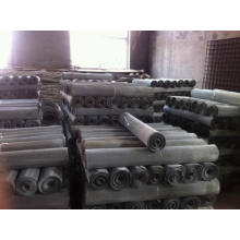 Galvanized Square Mesh for Filtering