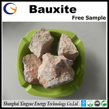 3-5mm Refractory 70% raw bauxite for cement industry