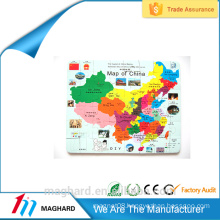 China Wholesale High Quality custom design magnetic jigsaw puzzle