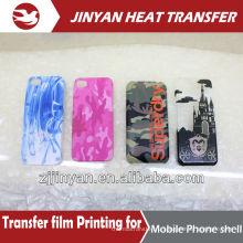 Various design mobile phone shell vaccum heat transfer film