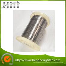Inconel 601 (UNS N06601) Nickel und Nickellegierungsdraht