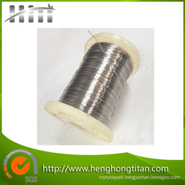 Inconel 601 (UNS N06601) Nickel and Nickel Alloy Wire