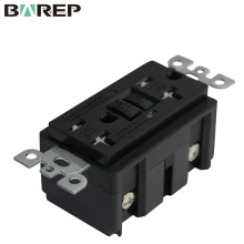 Competitive price custom GFCI grounding american plug sockets