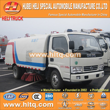DONGFENG LHD/RHD 4x2 HLQ5090TSLE sweeper good quality hot sale for sale