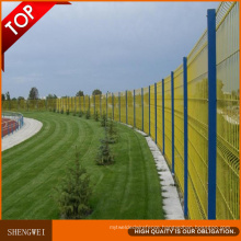 High Quality Security PVC Garden Decorative Artifical Fence