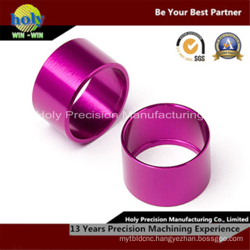 CNC Turning Machining Aluminum Balance Ring