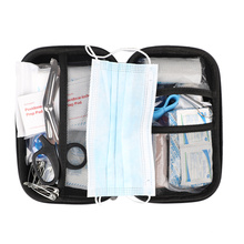 Best Selling High Quality emergency tools road trip first aid kit auto survival kit