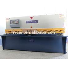 Qc12y-8 * 3200 cortadora de hojas de metal / cortadora de chapa