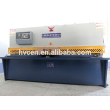 qc12y-10*4000 rubber sheet cutting machine/pvc sheet cutting machine
