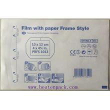 कागज-कागज बैग फ्रेम कोटिंग के साथ
