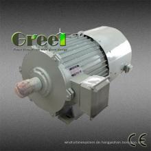 Permanentmagnetgenerator mit 170 U / min für Wind- und Wasserturbinen
