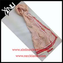 Chine Impression d'usine en gros Azo gratuit 100 écharpes en soie de soie de sergé