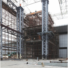 Pipe Column and Truss for Exhibition Hall