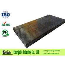 Black Extruded POM Sheet with RoHS Certificate , 1000 x 200