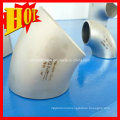 Grade 2 Titanium Elbow with Good Quality in China