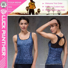 Benutzerdefinierte Dri Fit Sublimation Bodybuilding Sport Tank Top Stringer