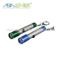 Mini lampe torche à LED