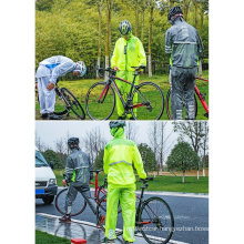 Breathable and Waterproof Cycling Clothes Cycling Raincoats Sportswear