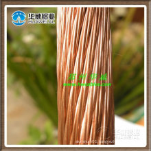 round copper flexible stranded wire