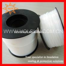 Transparent PTFE Teflon Virgin 7mm Plastic Tube