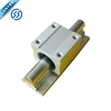 16mm Round linear guide rail kit with slide block TBR16S