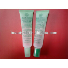 Tubo plástico para embalagem de cosméticos