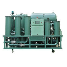 Zyd500 Series Double Stage High Efficient Vacuum Oil Purifier