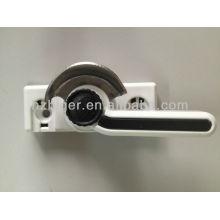manilla de ventana de aluminio / de aluminio / de fundición a presión