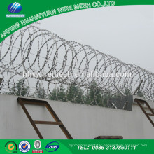 Professional factory Wholesale high quality custom pvc panels concertina razor barbed wire