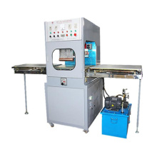 High frequency car carpet welding machine