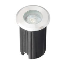 Cool White Outdoor 3W LED Inground Light